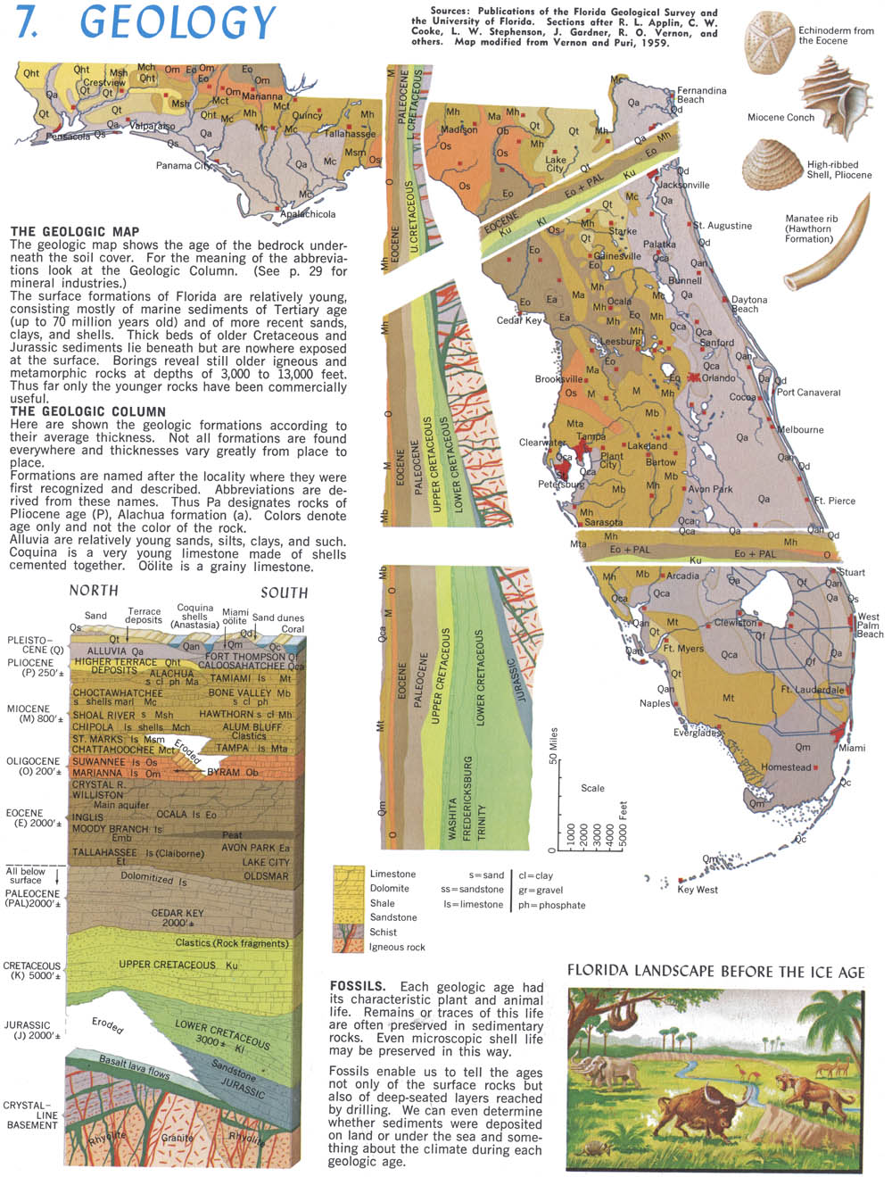 atlas of florida click for larger image