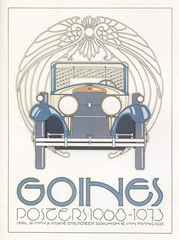 Goines Posters, click for a much larger image