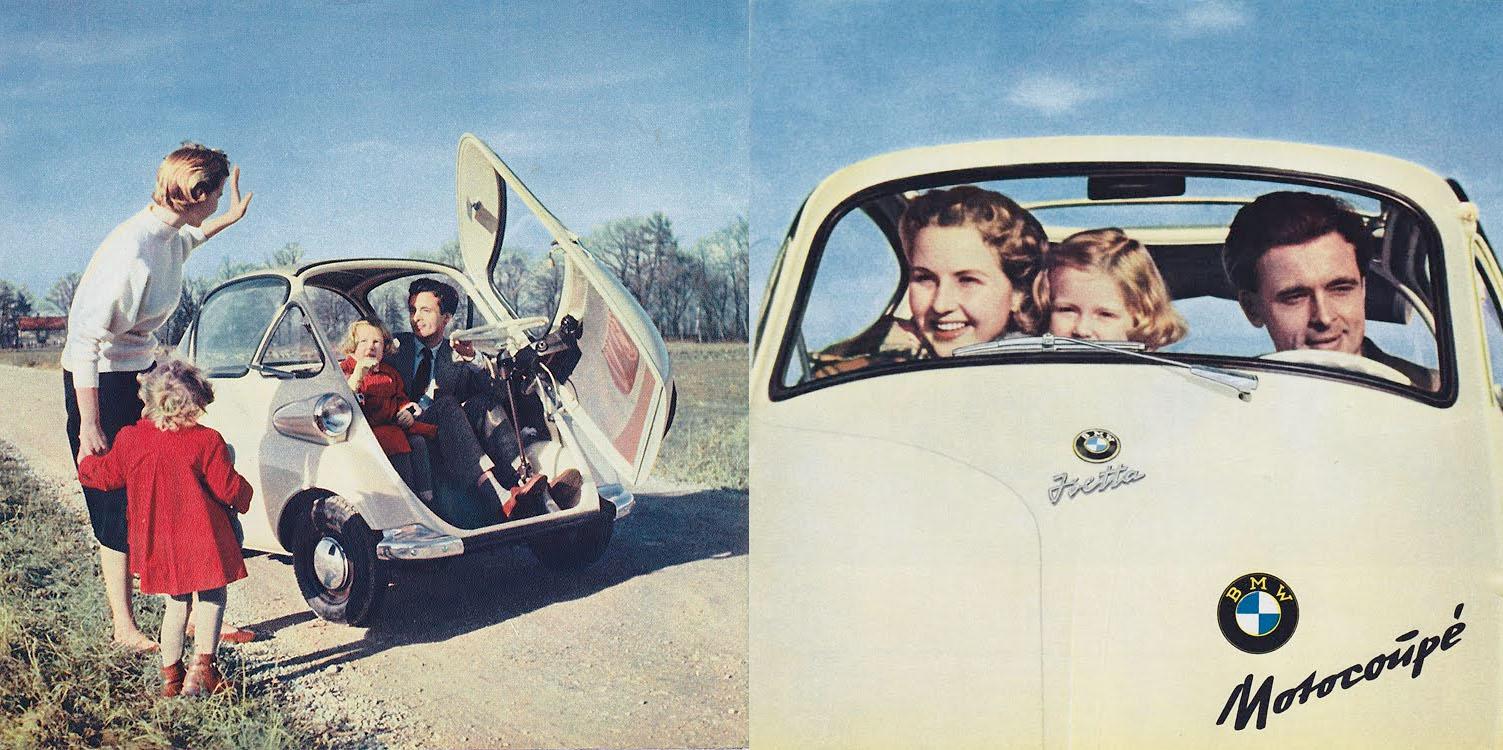 Bmw Isetta Price