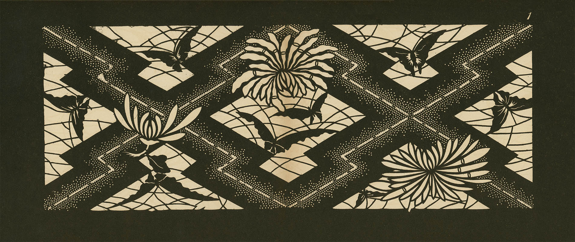 The Art of the Japanese Stencil-Cutter