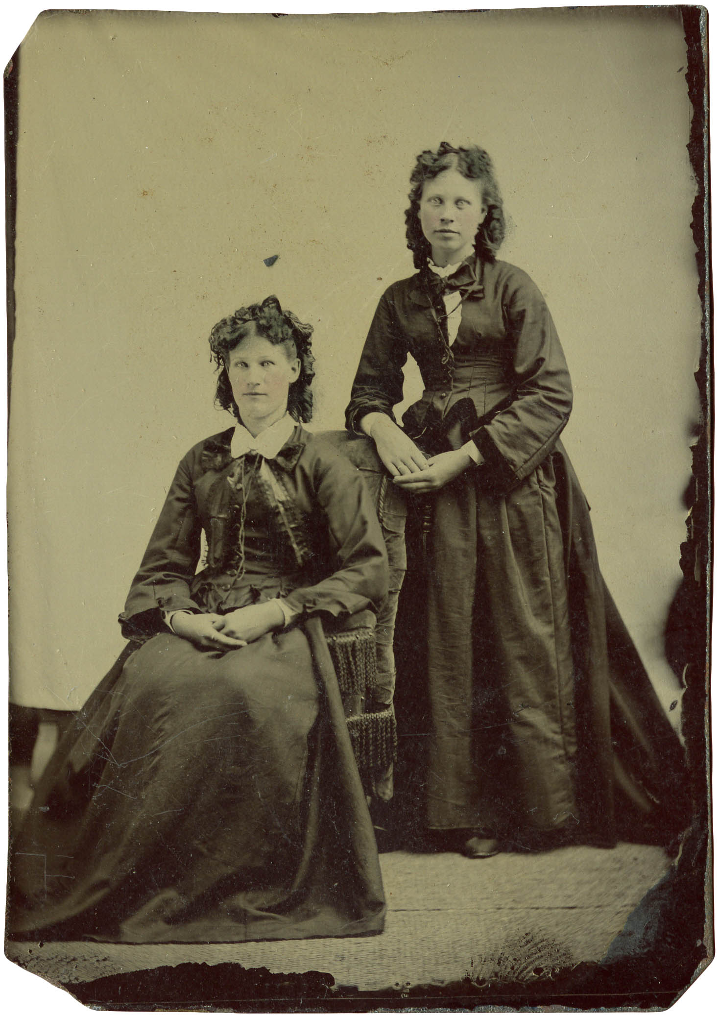 dating tintype photographs Could the photograph s be of her sisters, parents, or cousins i looked at the other photographs, and came across this one, in a different box.