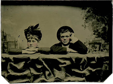 Tintype, click for larger image
