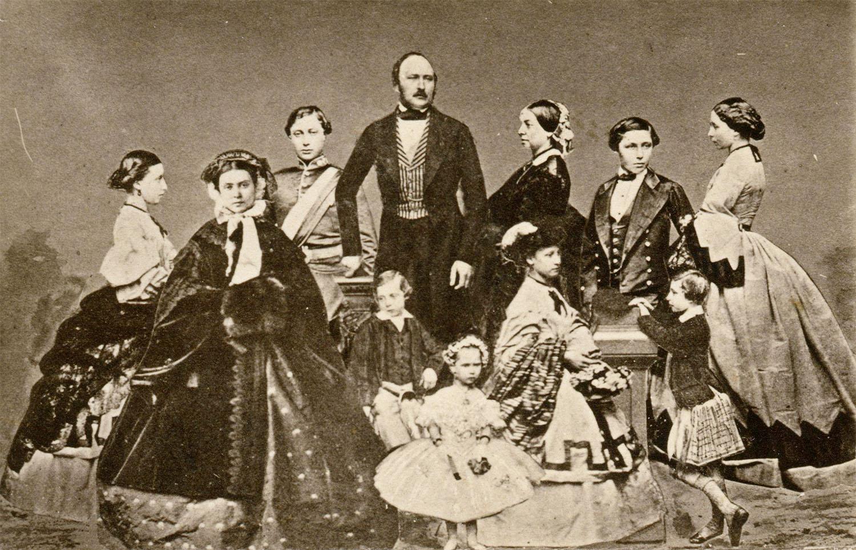 CDV Queen Victoria Click For Larger Image