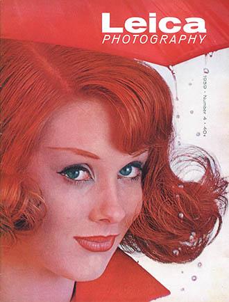 Leica Photography magazine, 1959. Kodachrome on an M2 + Telyt lens