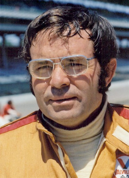 Pollard at Indy, May 1973